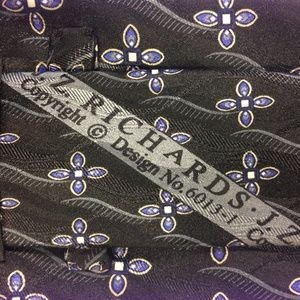 "J.Z. Richards for Nordstrom Accessories - JZ RICHARDS/NORDSTROM 100% Silk Jacquard 3.75""x60"""